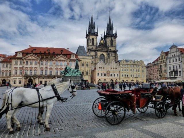 Lua de Mel em Praga   República Checa