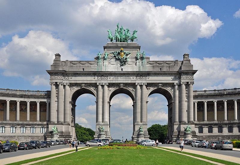 Passeios românticos em Bruxelas na Bélgica