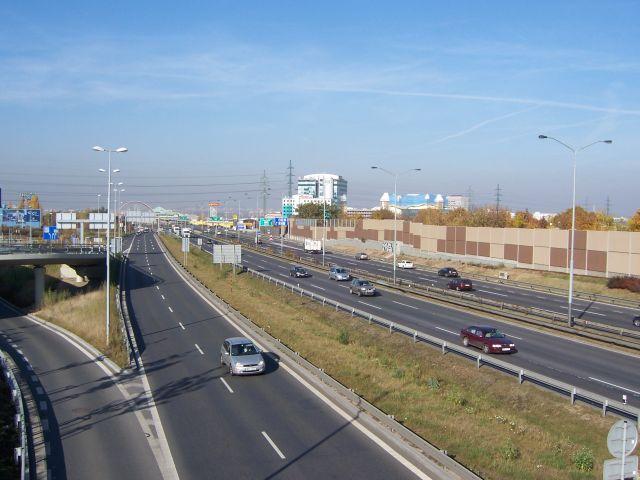 Pedágios nas estradas e rodovias da República Checa