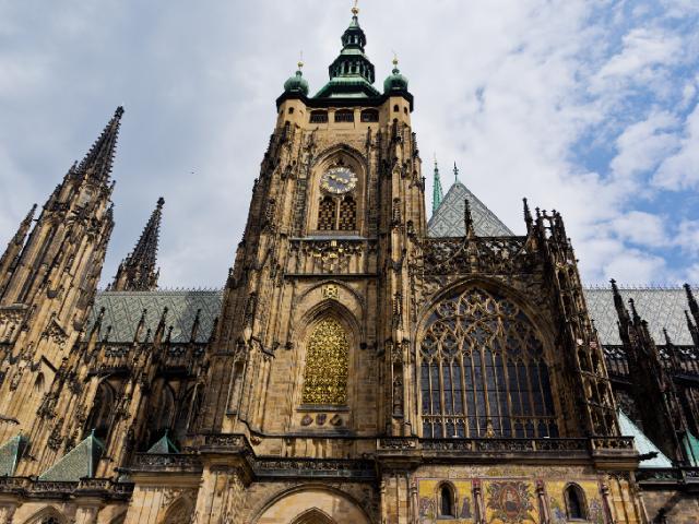 Catedral São Vitus em Praga | República Checa