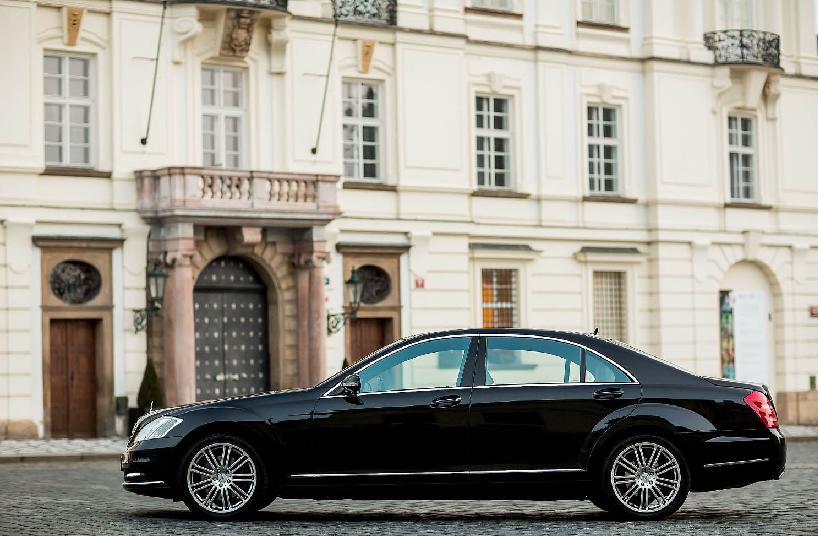 Carro na República Checa