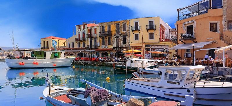 Roteiro de 2 dias em Creta na Grécia