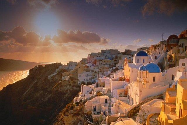 Roteiro de 1 dia em Santorini   Grécia