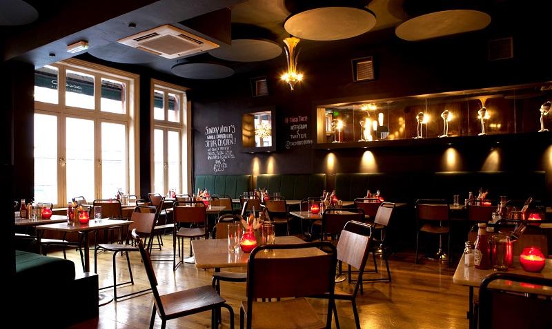Restaurante Taco Taco em Dublin