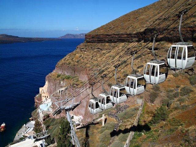 Passeios em Santorini   Grécia