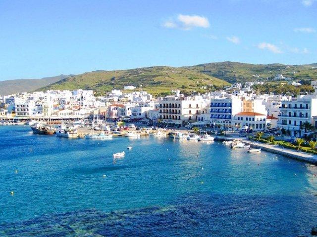 Quanto custa a passagem aérea para Mykonos | Grécia