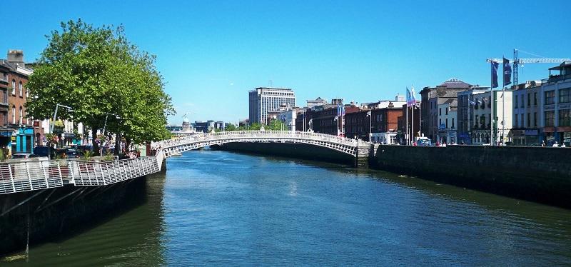Verão em Dublin