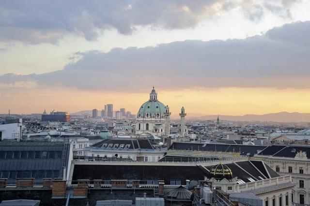 Karlskirche - igreja de São Carlos em Viena