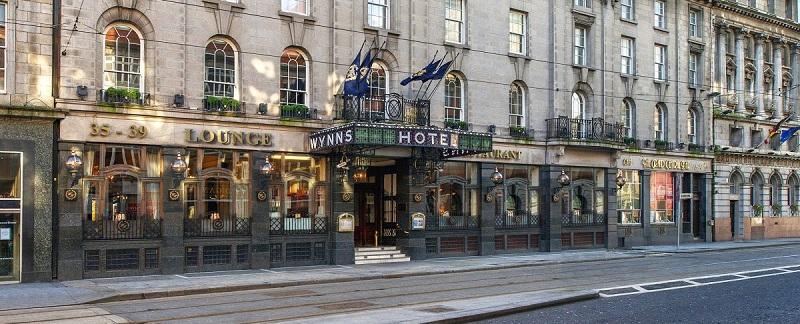Wynn's Hotel em Dublin