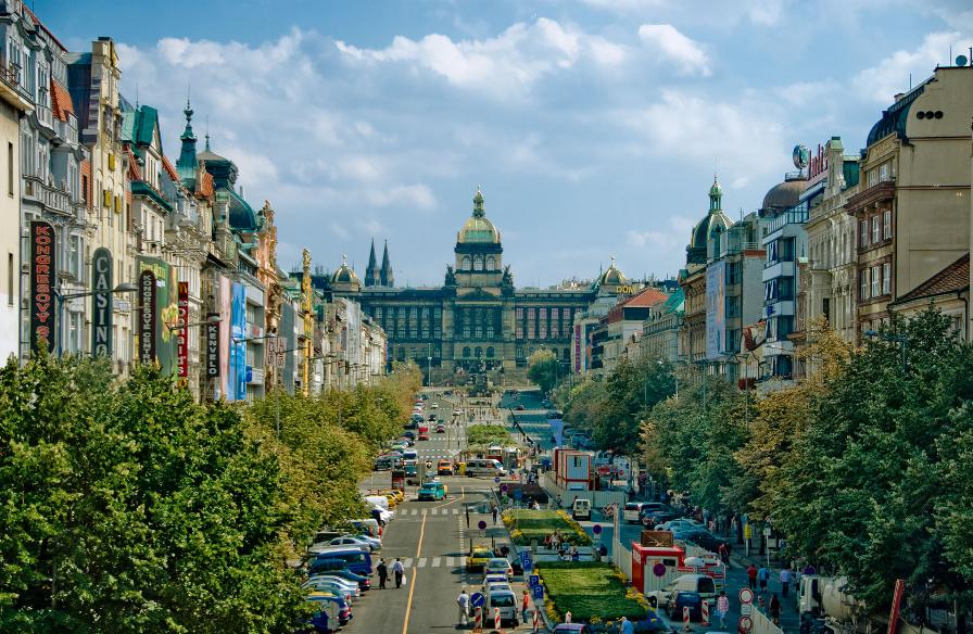 5 Hotéis perto da Praça Venceslau em Praga na República Checa