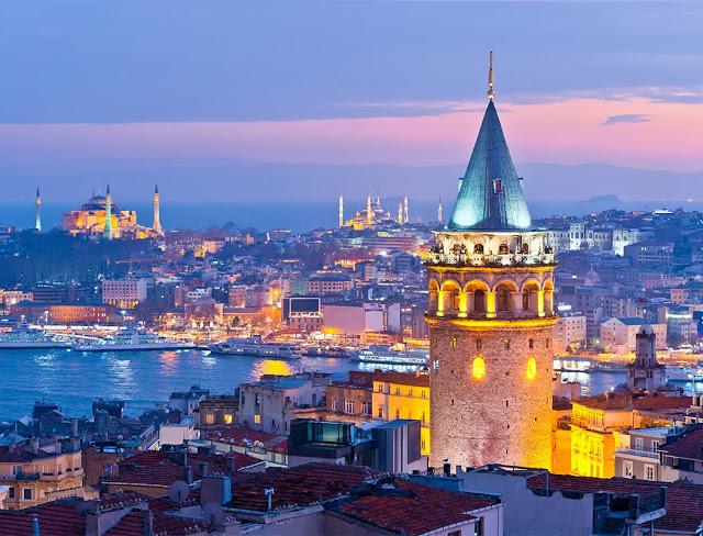 Pontos turísticos mais baratos em Istambul na Turquia