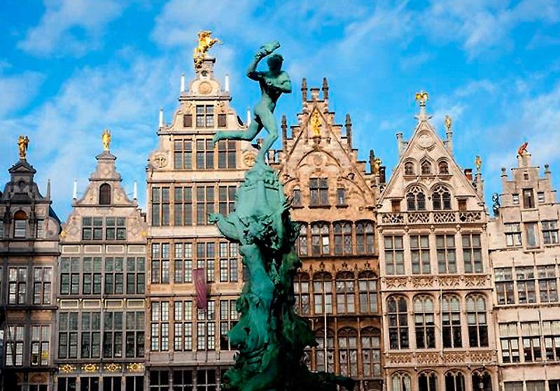 Antuérpia na Bélgica