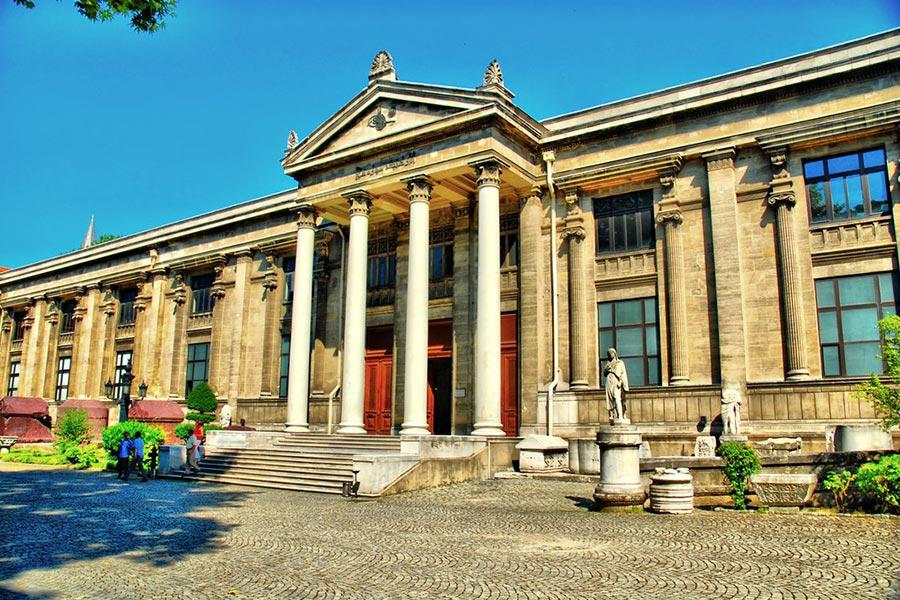 Museus Arqueológicos de Istambul