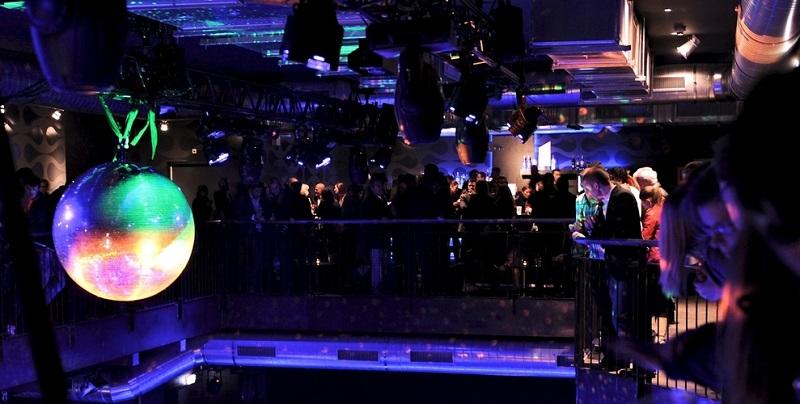 Balada Club Komplex 457 em Zurique