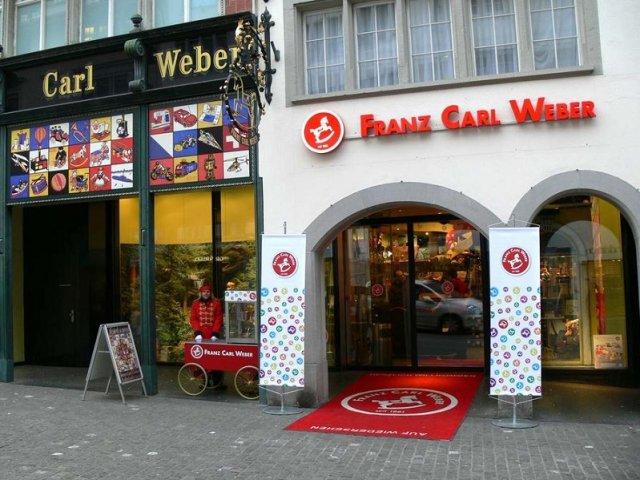 Compras em Zurique | Suíça