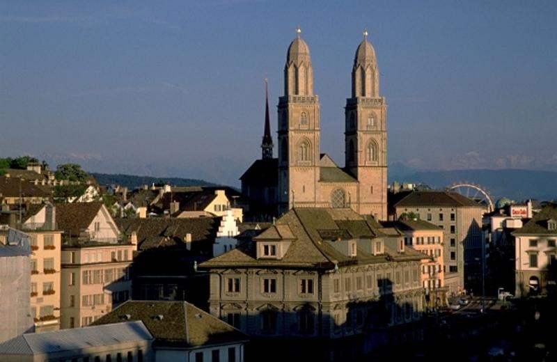 Grossmünster em Zurique