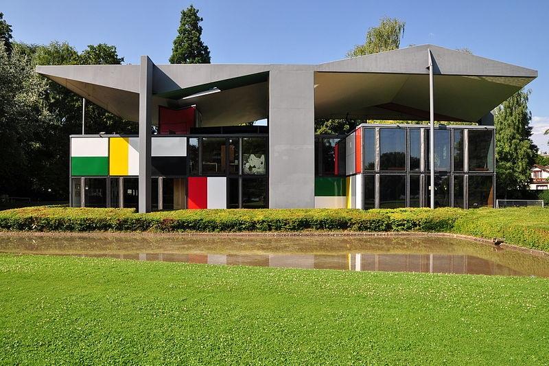 Pavilhão Le Corbusier em Zurique