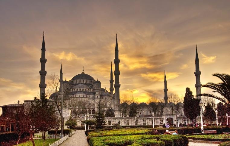 Sultanahmet em Istambul