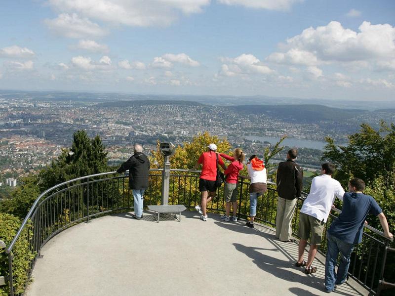 Uetliberg em Zurique
