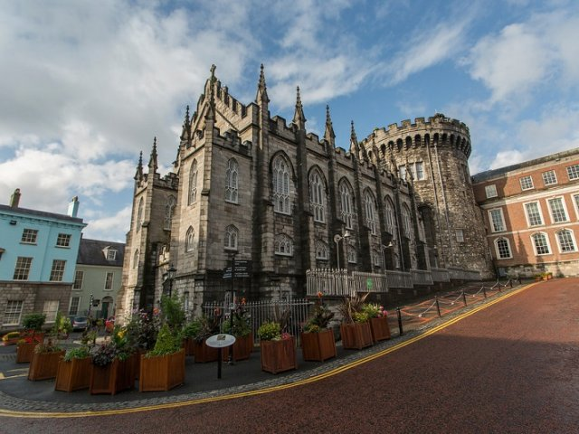 Castelo de Dublin | Irlanda