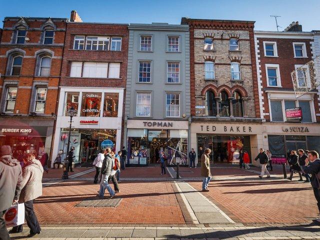 Grafton Street | Irlanda