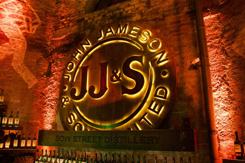 Destilaria Old Jameson   Irlanda