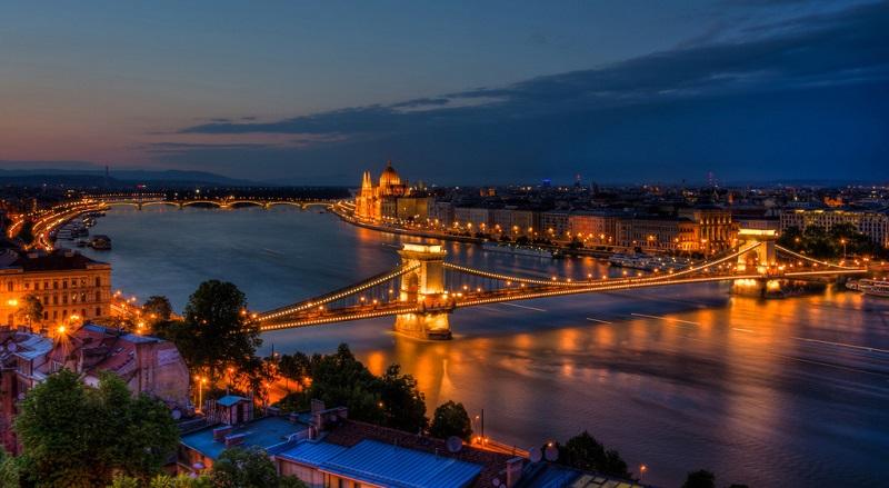 Fuso horário de Budapeste x Brasil