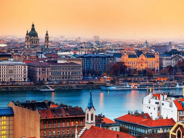 Fuso horário de Budapeste x Brasil | Hungria