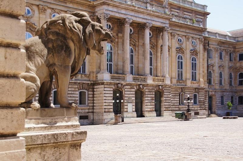Galeria Nacional Húngara em Budapeste