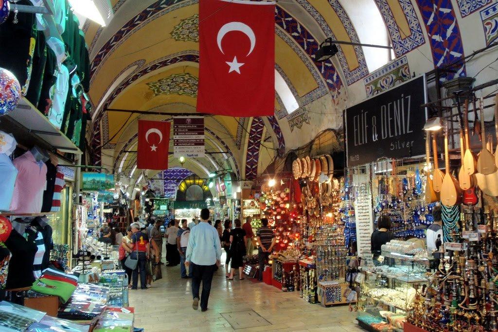 Onde fazer compras em Istambul na Turquia