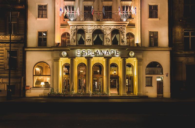 Hotel Esplanade em Praga
