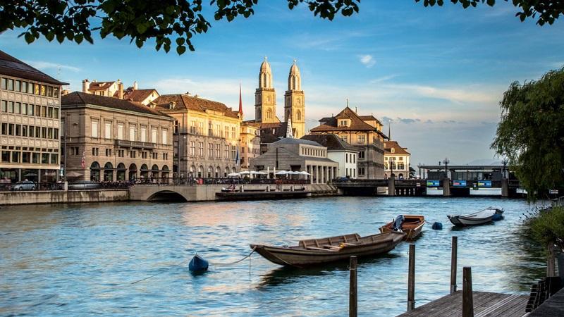 Região do Lago em Zurique