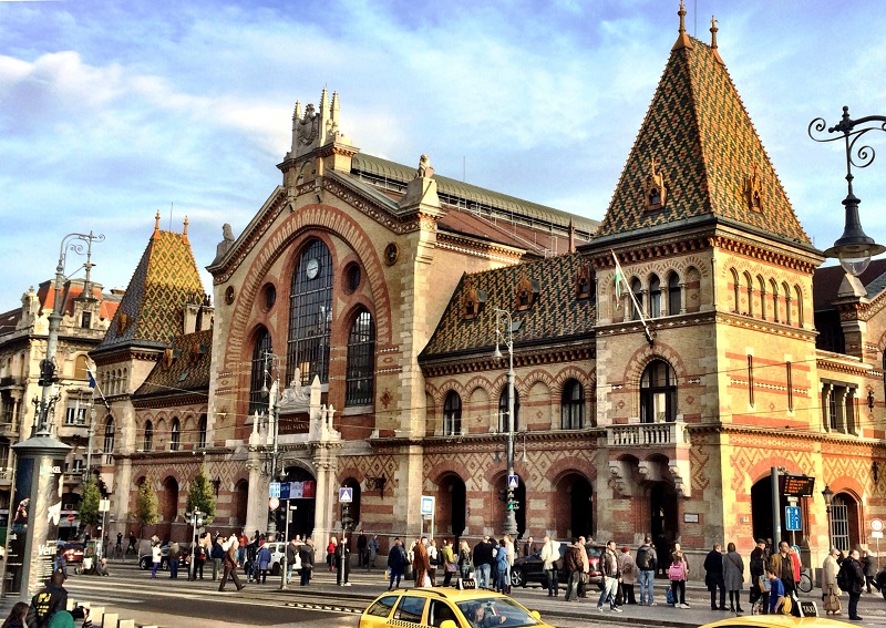 Mercado Central de Budapeste