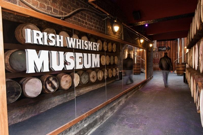 Museu do Whiskey Irlandês