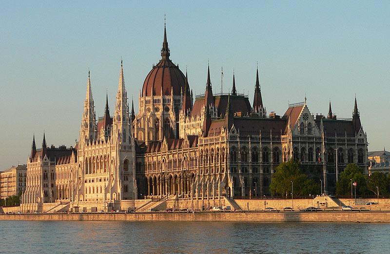 Prédio do Parlamento em Budapeste