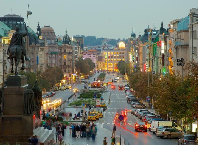 Cidade Nova em Praga | República Checa