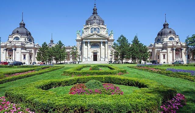 Clima e temperatura em Budapeste | Hungria