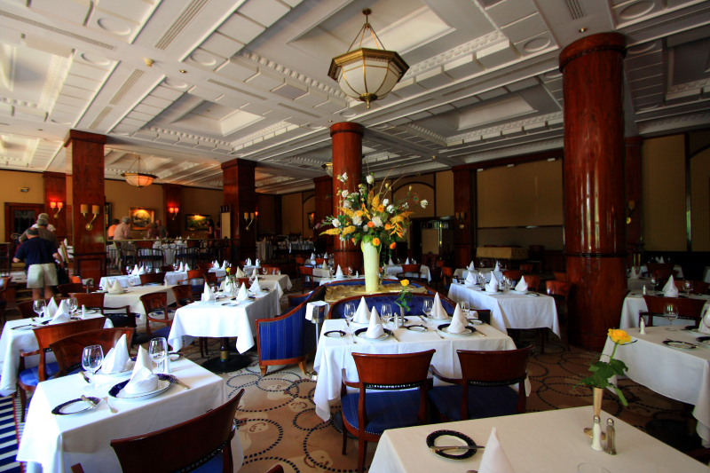 Restaurante Gundel em Budapeste