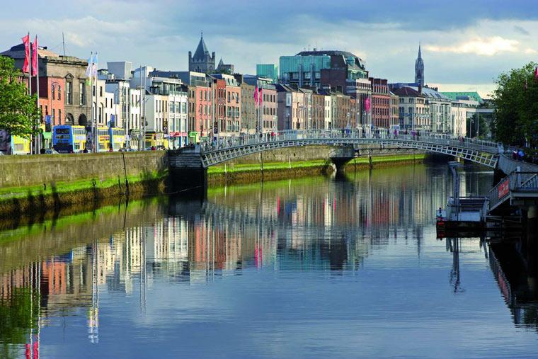 Roteiro de 3 dias em Dublin