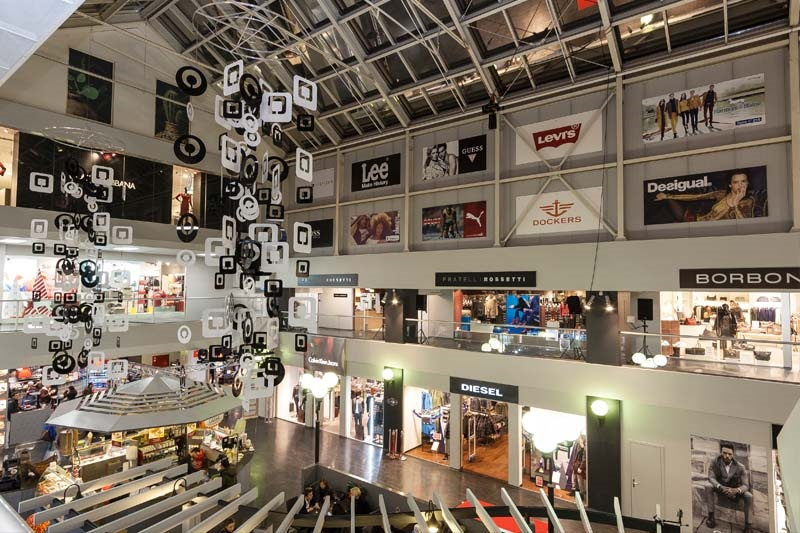 FoxTown Outlet em Mendrisio