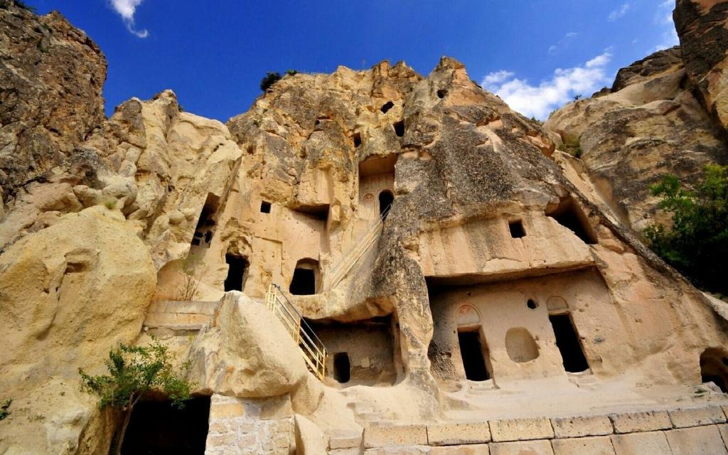 Museu a Céu Aberto de Göreme na Turquia