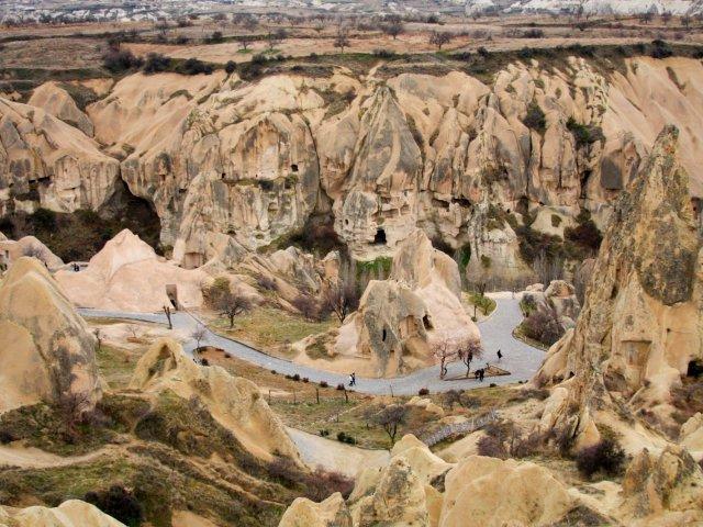 Pontos Turísticos na Capadócia | Turquia