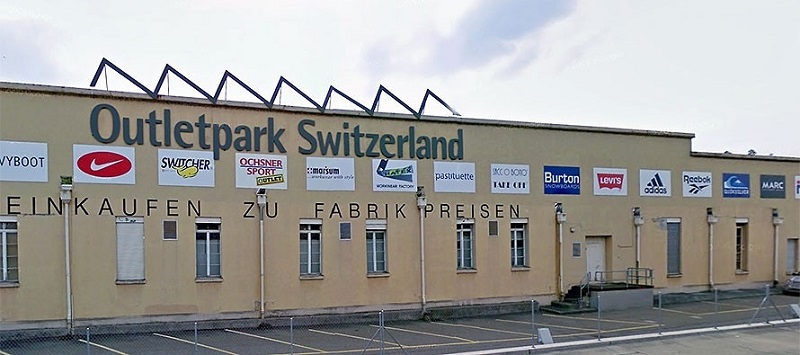 Outletpark em Murgenthal