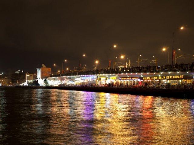 Ponte Gálata em Istambul | Turquia