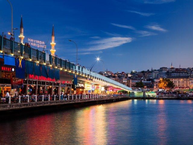 Quanto custa uma passagem para Turquia