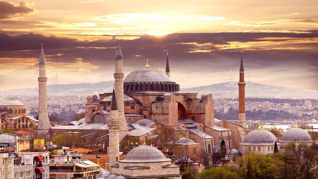 Roteiro de 1 dia em Istambul