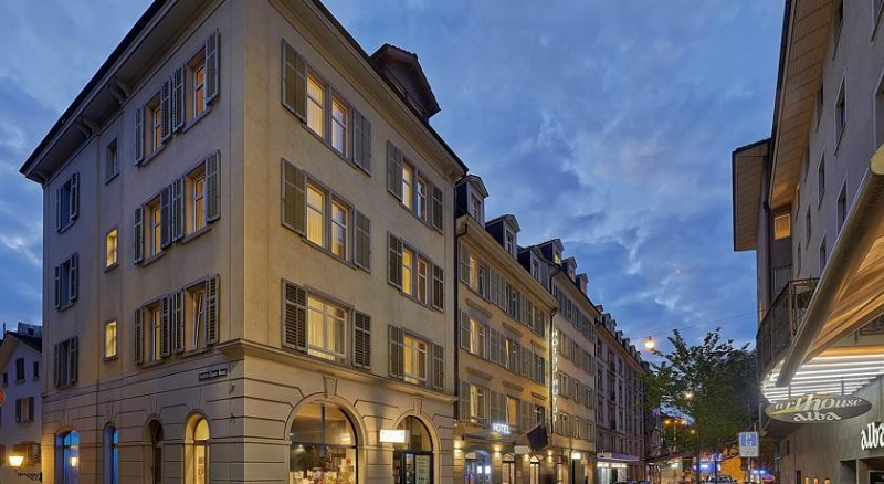 Sorell Hotel Rütli em Zurique