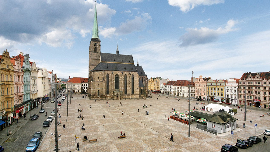 Atrações diferentes em Praga na República Checa