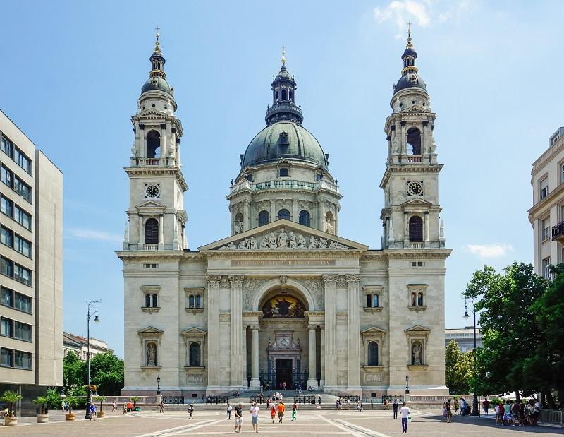 Basílica St. Stephen's em Budapeste
