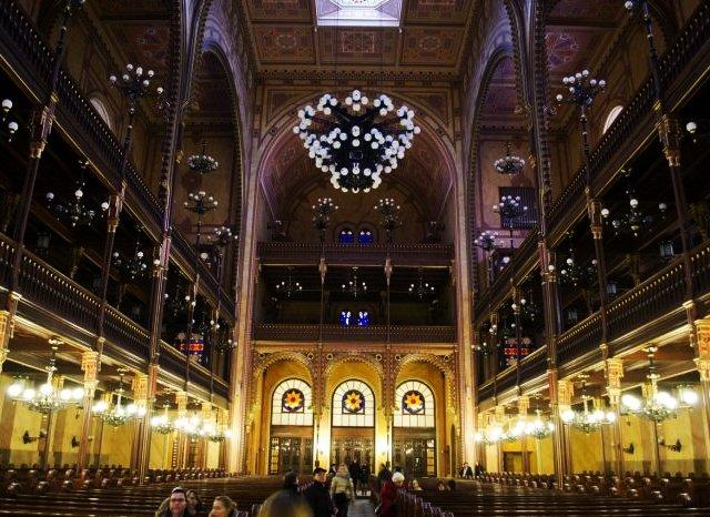 Grande Sinagoga de Budapeste | Hungria
